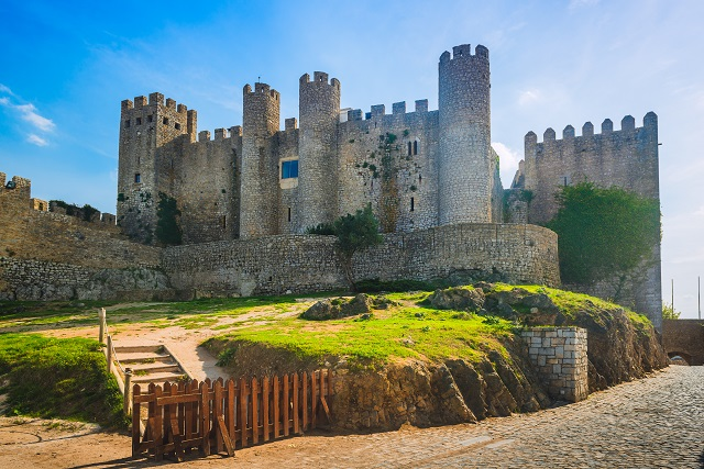 Castle of Obidos, Portugal