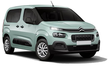 Citroën Berlingo Lease Option