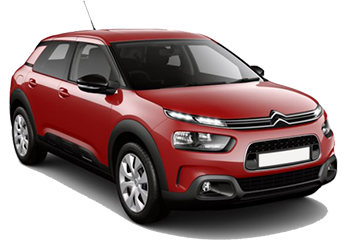 Citroën C4 Cactus Lease Option