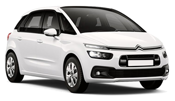 Citroën C4 Space Tourer Lease Option