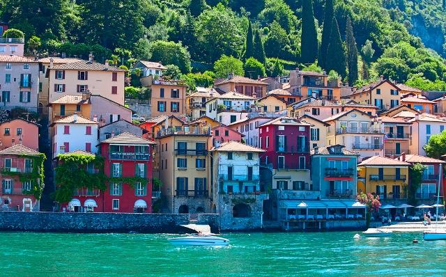 Tour Lake Como in Italy
