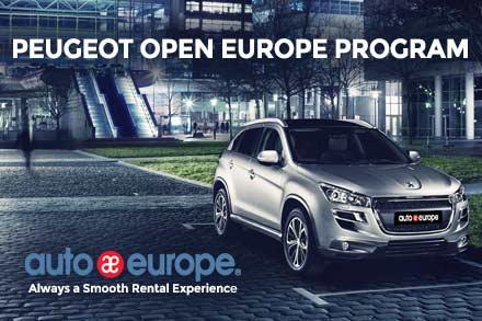 Best car rental options in europe