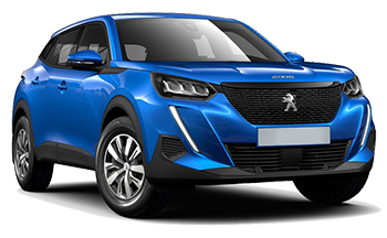Lease a Peugeot 2008 and Save