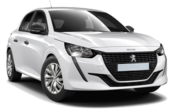 Save on a Peugeot 208 Lease