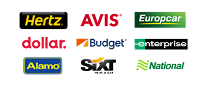Auto Europe Car Rental Company Partners