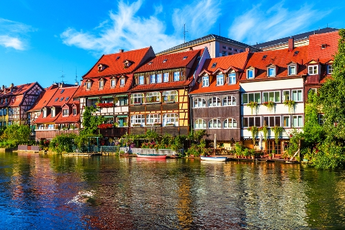 Bamberg Germany Road Trip