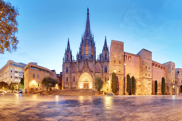 Tour Barcelona in a Rental Car