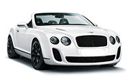 Rent a Bentley Continental GTC
