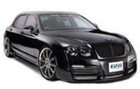 Bentley Flying Spur Rental
