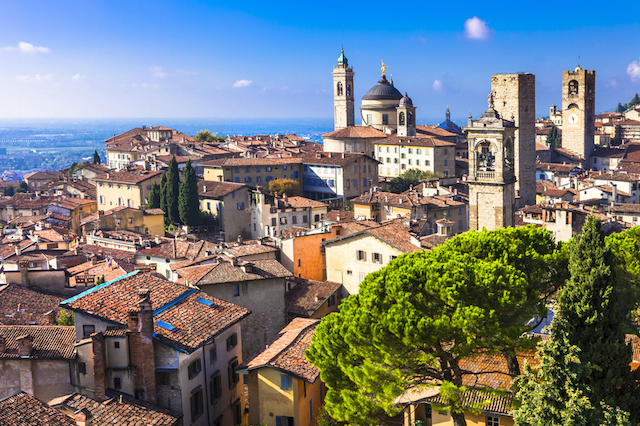 Spend the day in Bergamo