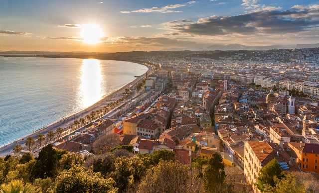 Best European Cities to Visit in December - Nice, France
