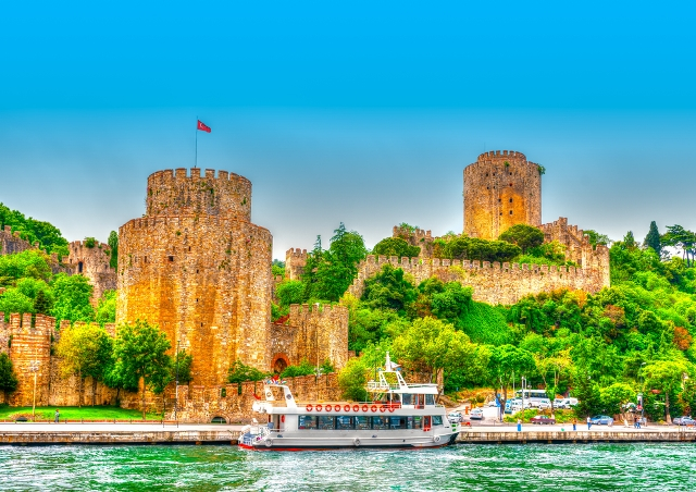 Best European Cities to Visit in July - Istanbul, Turkey