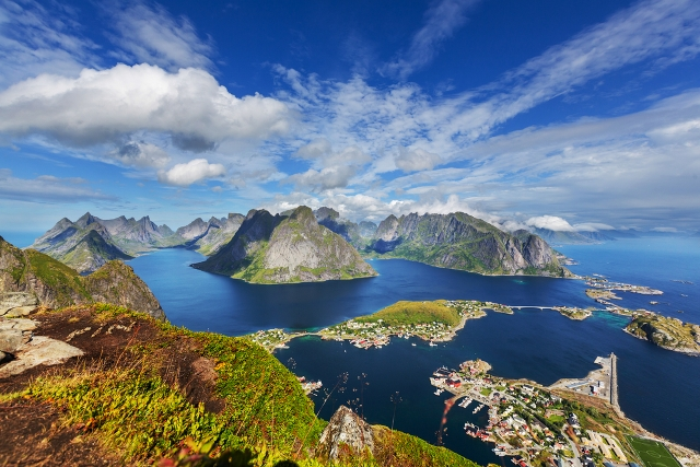 Best Places to Visit in Europe in June - Lofoten, Norway