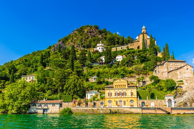 Best Places to Visit in Europe in June - Lugano, Switzerland