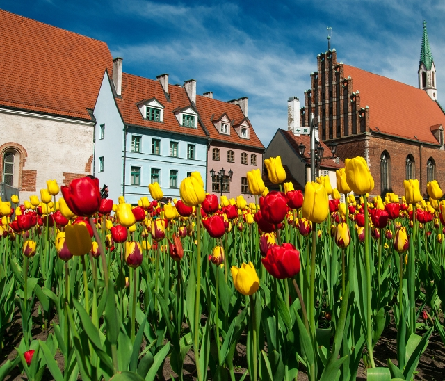 Best Places to Visit in Europe in May - Riga, Latvia