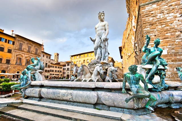 Best Places to Visit in Europe in October - Florence, Italy