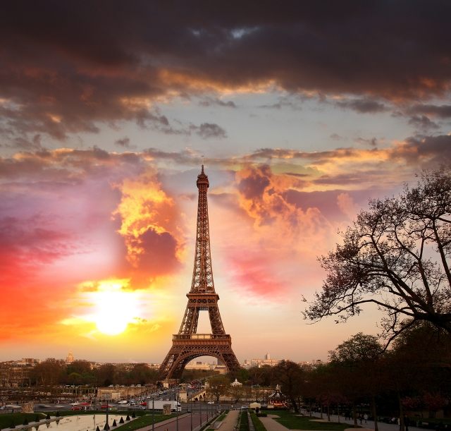 Best Places to Visit in Europe in October - Paris, France