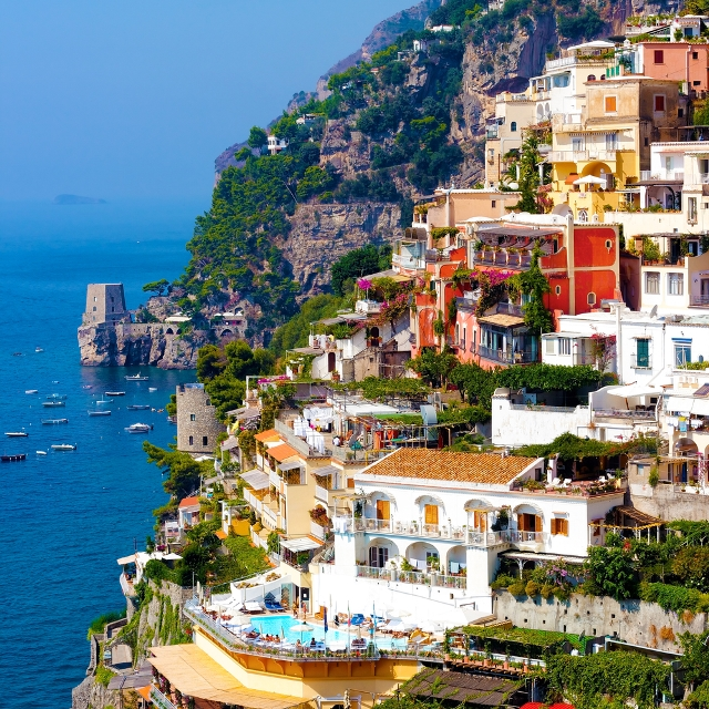 Best Times to Visit Italy - Coast