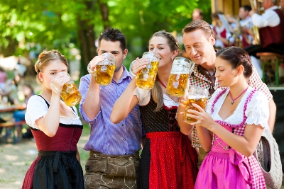 Biergarten Tour in Germany