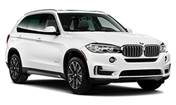 Rent a BMW X5 in Canada