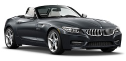 Rent a BMW in Spain