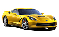Chevrolet Corvette Rental