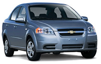 Chevy Aveo Rental