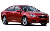 Chevy Cruze Rental