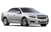 Chevy Malibu Rental