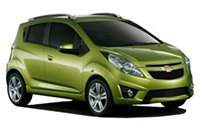 Chevy Spark Rental