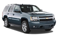Chevy Tahoe Rental