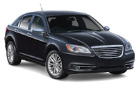 Chrysler 200 Rental