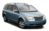Chrysler Town & Country Rental