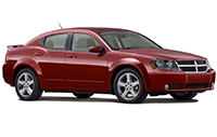 Dodge Avenger Rental