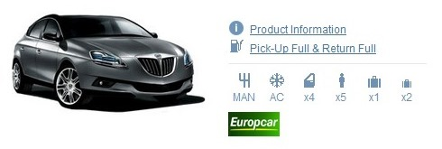 Europcar Nice Car Rental Reviews