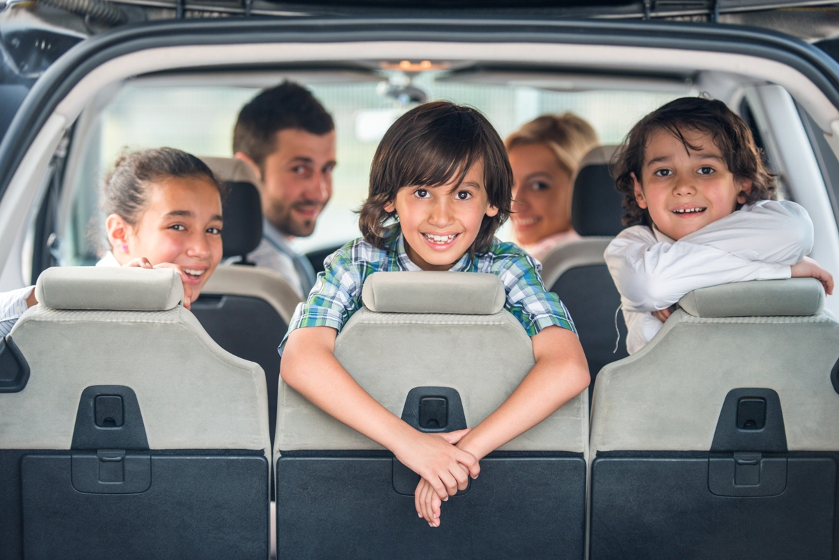 Family Car Rental More Space Best Rates With Auto Europe