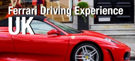 Ferrari Driving Experience UK