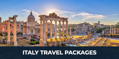 Compare Prices on Travel Packages to Italy
