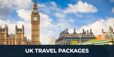 Compare Prices on Travel Packages to the UK