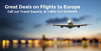 best deals on airline tickets to europe
