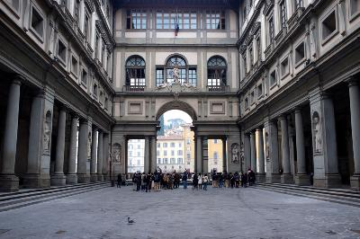 Attractions in Florence Masterpieces of the Uffizi Gallery Tour