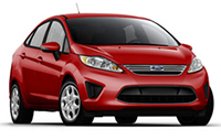 Ford Fiesta Rental