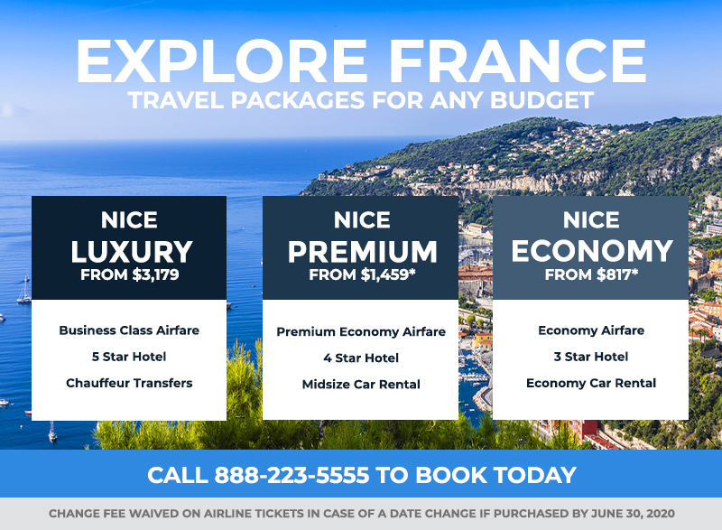 France Travel Packages
