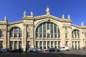 Avis Car Rentals at Gare du Nord