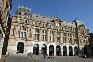 Europcar Car Rentals at Gare Saint Lazare