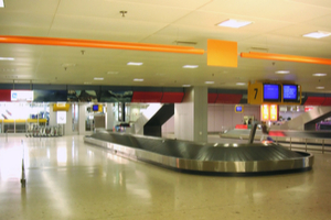 Europcar Rentals at Geneva International Airport