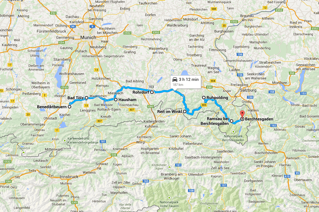 germany-alpine-road-trip-day-3-berchtesgaden-map Google Map Road Trip Planner on road trip routes cross country, easy driving directions maps, road trip planning map, usa road trip maps,