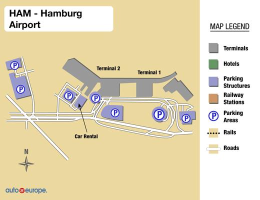 Car Rental Hamburg Airport Save on Hamburg Airport Rentals