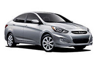 Hyundai Accent Rental