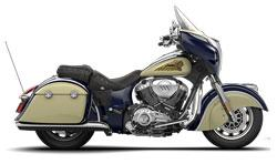 Indian Chieftain Motorcycle
